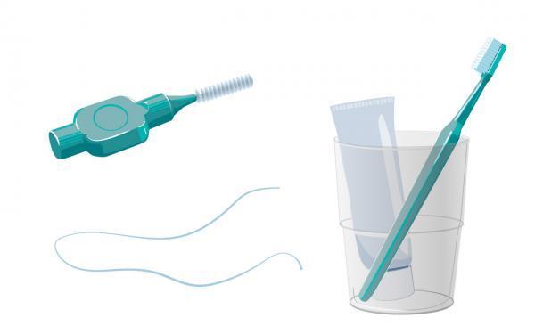 Optimierung der Mundhygiene